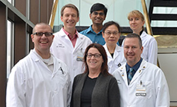 Molecular Pathology Faculty and Staff