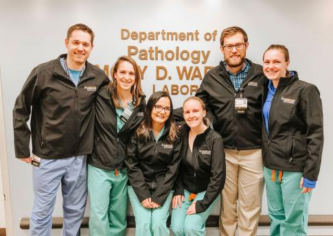 2019 Pathology residents
