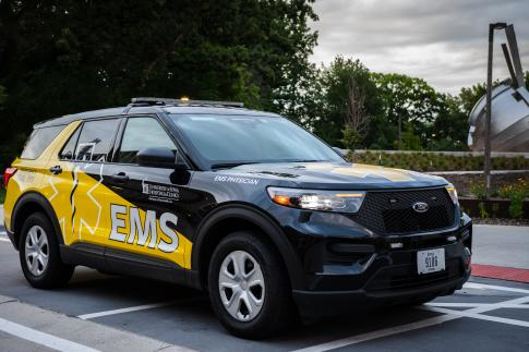 Emergency Services Vehicle