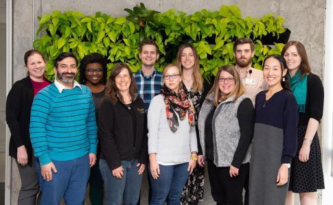 Family Medicine 2019  resident group photo