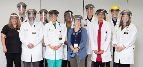 Family Medicine 2020 group shot