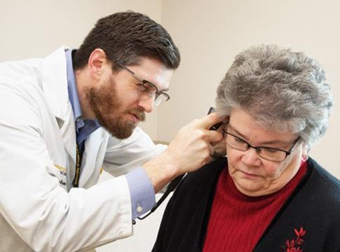 Geriatrics clinical setting