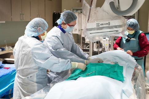 Interventional Radiology Independent Fellowship banner photo