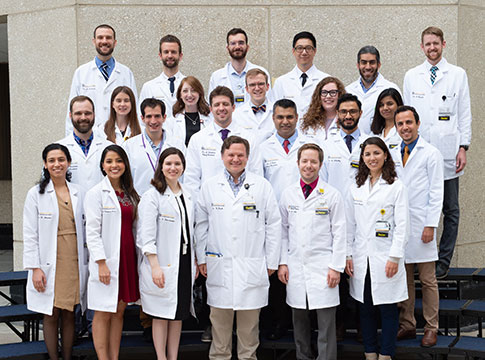 Neurology Group photo from 2019