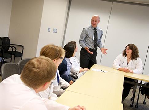 Psychiatry Residency | Graduate Medical Education