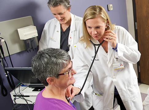 Family Medicine - Geriatric Medicine Fellowship