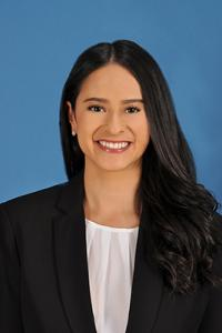 Marisa Ascencio, portrait