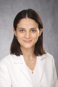 Aygün Asgarli portrait