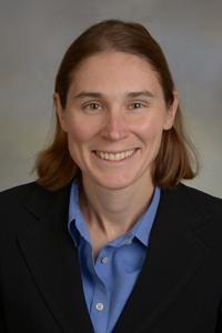 Elaine M. Binkley, portrait