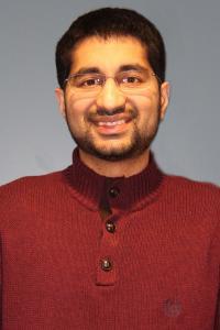 Hashim Chaudhry, portrait
