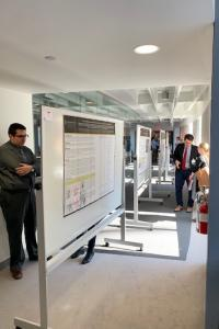 Resident poster session photo