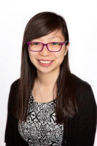 Carolyn Wong, portrait