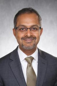 Suresh Gunasekaran, MBA, Chief Executive Officer of University of Iowa Hospitals & Clinics