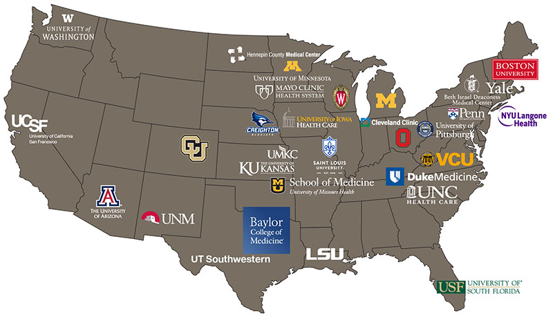 Photo: Beyond Residency - Fellowship Map