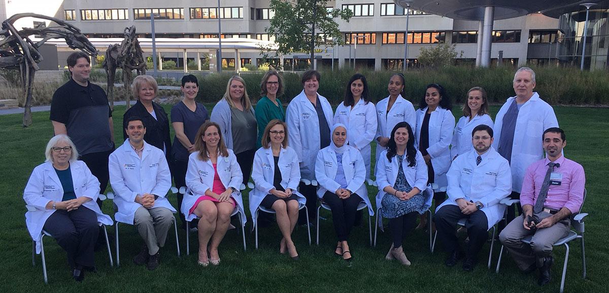 2018 Pediatric Gastroeneterology Fellowship program photo