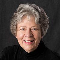 Janet Schlechte portrait